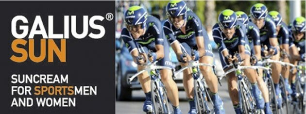 Galius Sun Movistar Team
