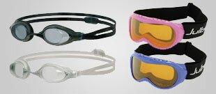 SWIMMING GOGGLES & MASKS