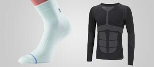 RUNNING & FITNESS CLOTHING.