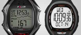 TRIATHLON GPS & HEART RATE MONITOR WATCHES.