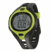 Soleus Dash Large Watch - Black/Lime