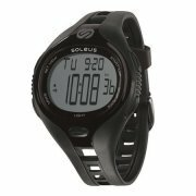 Soleus Dash Large Watch - Black