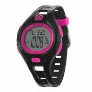 Soleus Dash Small Watch - Black/Pink