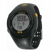Soleus GPS Fit 1.0 Watch - Black/Yellow