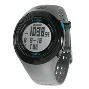 Soleus GPS Fit 1.0 Watch - Grey/Black