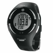 Soleus GPS Pulse Watch with Heart Rate Monitor - Black/White