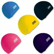Zoggs Silicone Swimming Cap