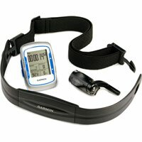 Garmin Edge 500 Cycle Computer with GPS - Bundle with HRM & Cadence