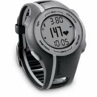 Garmin Forerunner 110 GPS Heart Rate Monitor Watch Unisex Grey