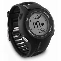 Garmin Forerunner 210 with Heart Rate Monitor