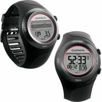 Garmin Forerunner 410 With Heart Rate Monitor