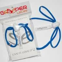 Greeper Sports Laces Blue