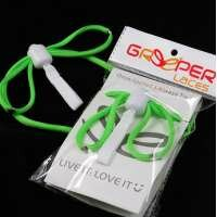 Greeper Sports Laces Green