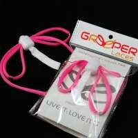 Greeper Sports Laces Pink