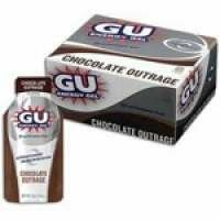GU Energy Gel - Chocolate Outrage - Box of 24