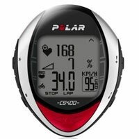 Polar CS400 Cycling Computer With Heart Rate Monitor