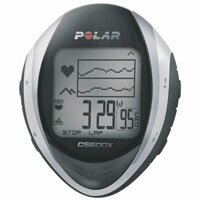 Polar CS600X Cycling Computer with Heart Rate Monitor