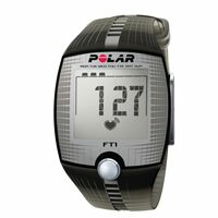 Polar FT1 Heart Rate Monitor - Black