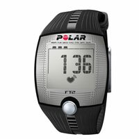 Polar FT2 Heart Rate Monitor - Black