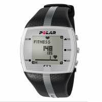 Polar FT7 Heart Rate Monitor - Black and Silver