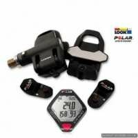 Polar Keo Power Pedals with Polar CS500+