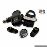 Polar Keo Power Pedals with Polar CS600X