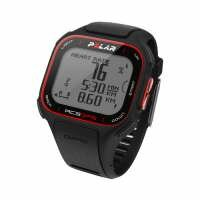 Polar RC3 GPS Black Bike Bundle with HRM