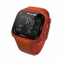 Polar RC3 GPS with HRM Red