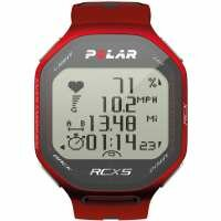 Polar RCX5 GPS Red