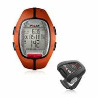 Polar RS300X G1 Heart Rate Monitor with GPS Speed & Distance - Orange