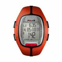Polar RS300X Running Computer & Heart Rate Monitor - Orange