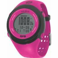 Soleus GPS FIT 1.0 Watch Black and Pink