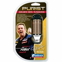 Unicorn Purist Phase 2 Phil Taylor Gold 24G
