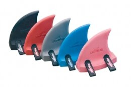 SwimFin Red - Modern Day Swimming Aid for Children