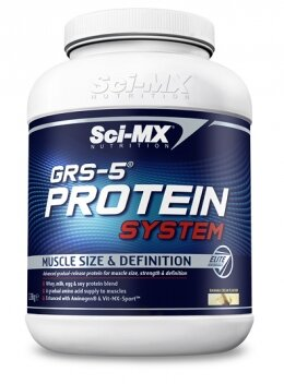 Sci-MX GRS-5 Protein System 1Kg Strawberry