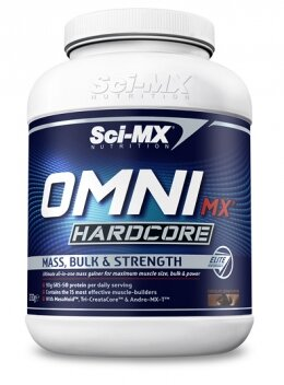 Sci-MX OMNI MX Hardcore 2.030Kg Chocolate