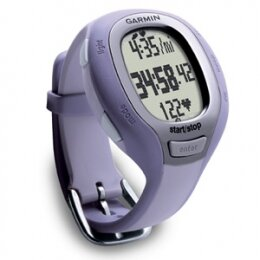 Garmin FR60 Forerunner FR60 Heart Rate Monitor - Ladies - Lilac