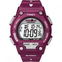 Timex Ironman Shock Resistant Gloss Berry