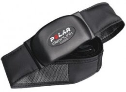 Polar Wearlink Coded Heart Rate Transmitter and Strap - W.I.N.D.