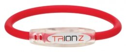 Trion: Z Active Magnetic Ionic Sports Bracelet - Red Large