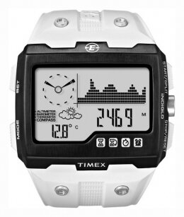 Timex WS4 Expedition Sports Watch - T49759 (White)